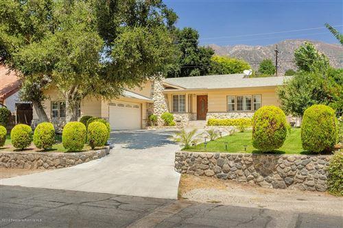 Photo of 3431 ENCINAL Avenue, La Crescenta, CA 91214 (MLS # 819003812)