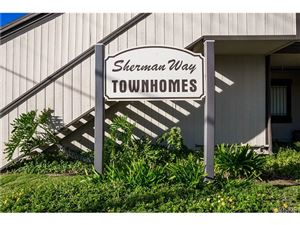 Photo of 22421 SHERMAN Way #1, West Hills, CA 91307 (MLS # SR17273812)