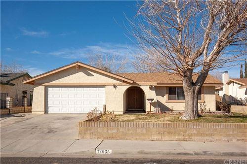 Photo of 37635 East 28TH Street, Palmdale, CA 93550 (MLS # SR20012813)