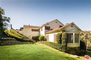 Photo of 2516 MOUNT BEACON Terrace, Los Angeles , CA 90068 (MLS # 17269814)