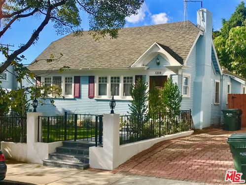 Photo of 1209 North GENESEE Avenue, West Hollywood, CA 90046 (MLS # 19533814)