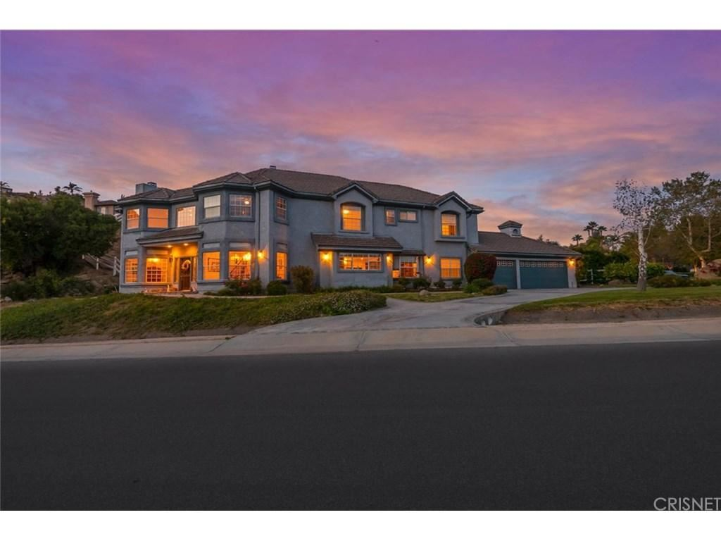 Photo for 129 SADDLEBOW Road, Bell Canyon, CA 91307 (MLS # SR18106814)