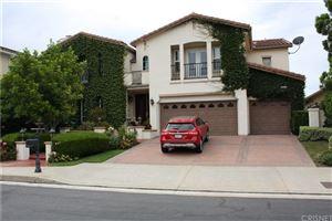 Photo of 20118 VIA CELLINI, PORTER RANCH, CA 91326 (MLS # SR19178815)