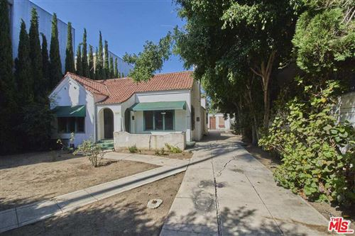 Photo of 1019 North ORANGE GROVE Avenue, West Hollywood, CA 90046 (MLS # 19519816)