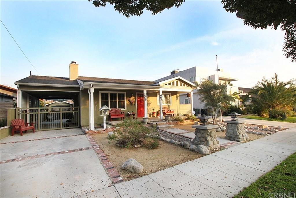 Photo of 1522 North MYERS Street, Burbank, CA 91506 (MLS # SR19269816)