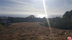 Photo of 0 CUTHBERT RD, Malibu, CA 90265 (MLS # 17293818)