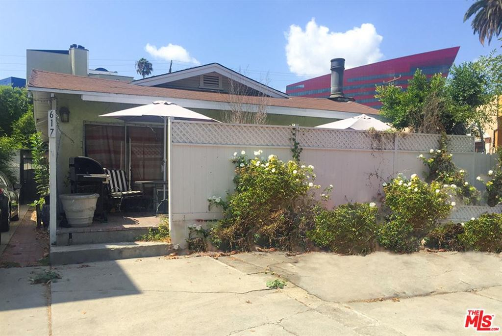 Photo for 615 WESTBOURNE Drive, West Hollywood, CA 90069 (MLS # 19509818)