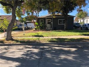 Photo of 2109 North MANNING Street, Burbank, CA 91505 (MLS # SR18285819)