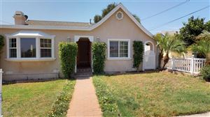 Photo of 438 North MILL Street, Santa Paula, CA 93060 (MLS # 218010820)