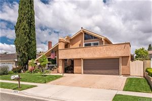 Photo of 2379 PINECREST Street, Simi Valley, CA 93065 (MLS # SR19106820)