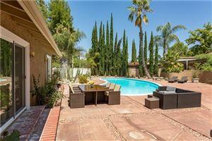 Photo of 5910 LARAMIE Avenue, Woodland Hills, CA 91367 (MLS # SR19194822)