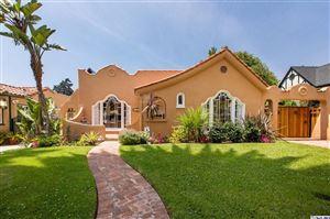 Photo of 1133 CORDOVA Avenue, Glendale, CA 91207 (MLS # 319001823)