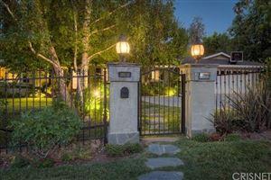 Photo of 20132 ALLENTOWN Drive, Woodland Hills, CA 91364 (MLS # SR19212824)