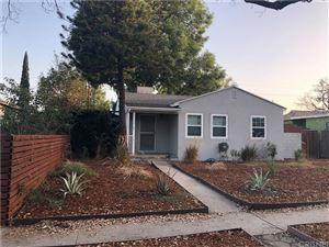 Photo of 14712 COVELLO Street, Van Nuys, CA 91405 (MLS # SR18230826)