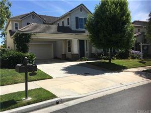 Photo of 13890 EATON HOLLOW Avenue, Moorpark, CA 93021 (MLS # SR19138827)