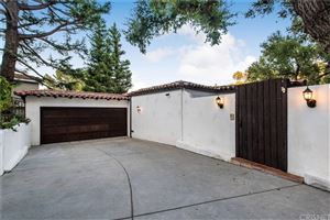 Photo of 14839 ROUND VALLEY Drive, Sherman Oaks, CA 91403 (MLS # SR19253828)