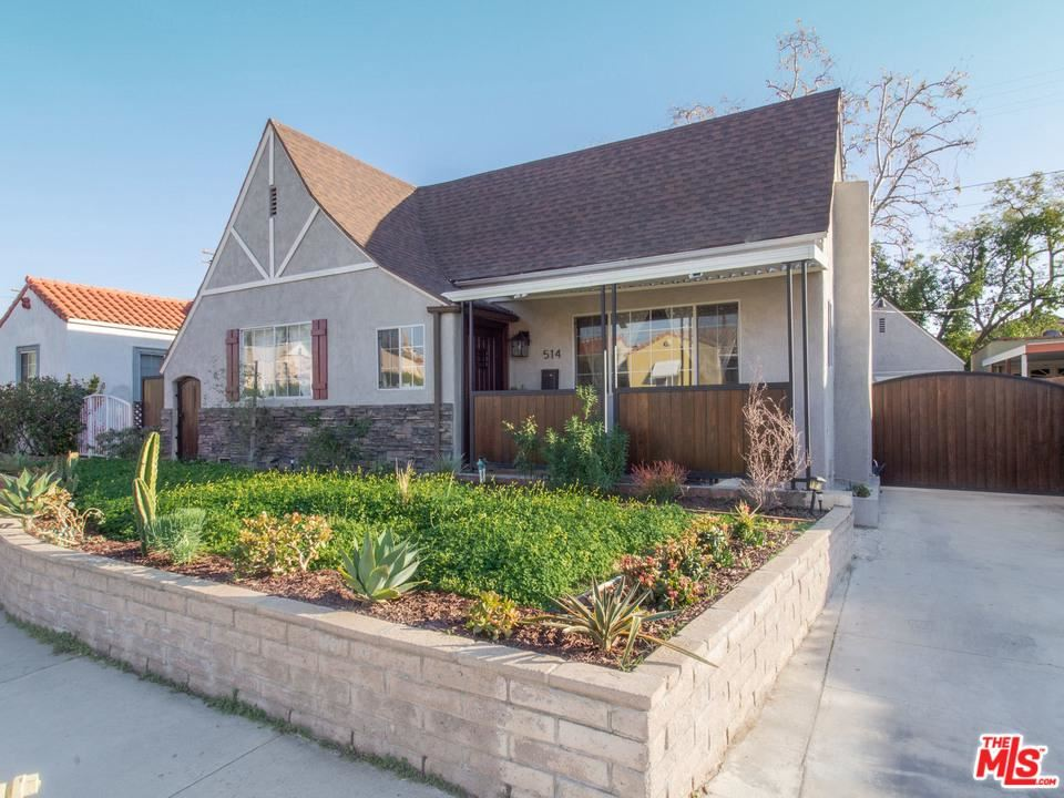 Photo of 514 East CHESTNUT Street, Glendale, CA 91205 (MLS # 20554828)