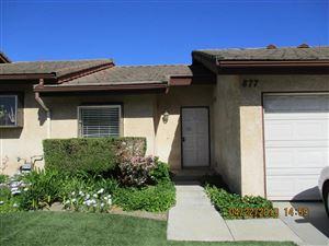 Photo of 877 North North WARWICK Avenue #0, Thousand Oaks, CA 91360 (MLS # 219006829)