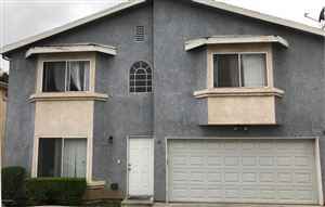 Photo of 12120 TERRA BELLA Street #39, Pacoima, CA 91331 (MLS # 218005831)