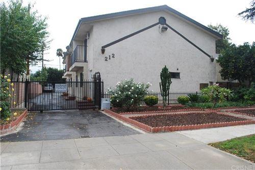 Photo of 212 West LINDEN Avenue, Burbank, CA 91502 (MLS # SR19271831)