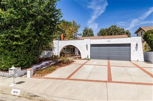 Photo of 28781 EAGLETON Street, Agoura Hills, CA 91301 (MLS # 219006832)