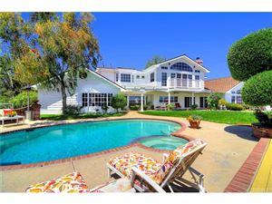 Photo of 24344 ROLLING VIEW Road, Hidden Hills, CA 91302 (MLS # SR18109832)