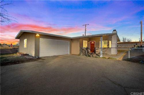 Photo of 38228 East 15TH Street, Palmdale, CA 93550 (MLS # SR20018832)