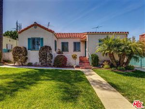 Photo of 1723 South CREST Drive, Los Angeles , CA 90035 (MLS # 18332834)