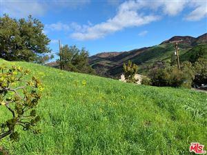 Photo of 4301 OCEAN VIEW Drive, Malibu, CA 90265 (MLS # 19442834)