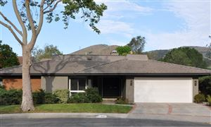 Photo of 1641 TRAFALGAR Place, Westlake Village, CA 91361 (MLS # 218004834)