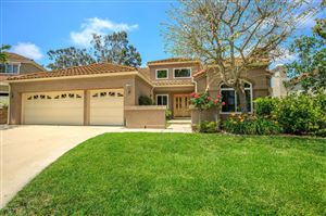 Photo of 11854 SILVER CREST Street, Moorpark, CA 93021 (MLS # 219006834)