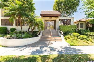 Photo of 427 East ORANGE GROVE Avenue #106, Burbank, CA 91501 (MLS # 318002834)