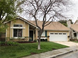 Photo of 27021 LAMBERTON Place, Valencia, CA 91354 (MLS # SR18063834)