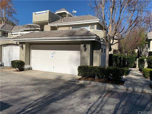 Photo of 23965 ARROYO PARK Drive #96, Valencia, CA 91355 (MLS # SR20004835)