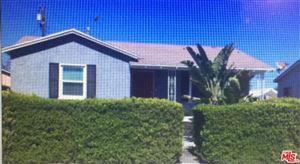 Photo of 1231 West 134TH Street, Compton, CA 90222 (MLS # 18323836)