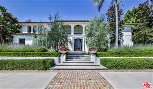 Photo of 801 North FOOTHILL Road, Beverly Hills, CA 90210 (MLS # 18354836)