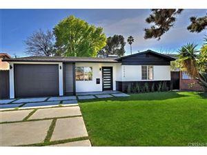 Photo of 15938 HAYNES Street, Lake Balboa, CA 91406 (MLS # SR18052836)