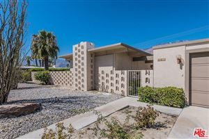 Photo of 261 North MICHELLE Road, Palm Springs, CA 92262 (MLS # 19502838)