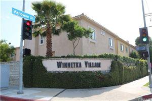 Photo of 20300 VANOWEN Street #19, Winnetka, CA 91306 (MLS # SR19106838)