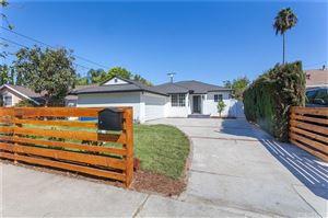 Photo of 12215 DEHOUGNE Street, North Hollywood, CA 91605 (MLS # SR19225838)
