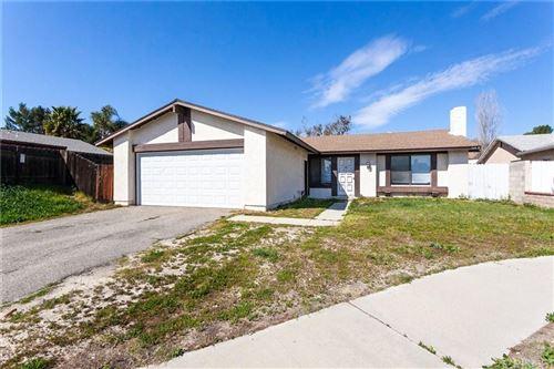 Photo of 14377 DARTMOUTH Circle, Moorpark, CA 93021 (MLS # SR20049838)