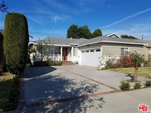 Photo of 11723 MCDONALD Street, Culver City, CA 90230 (MLS # 18310840)