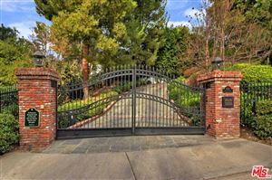 Photo of 4550 PORTICO Place, Encino, CA 91316 (MLS # 18392840)
