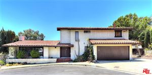 Photo of 1935 North CRESCENT HEIGHTS Boulevard, Los Angeles , CA 90069 (MLS # 19489840)