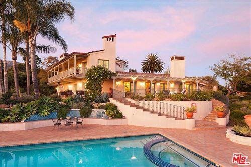 Photo of 2615 FOOTHILL Lane, Santa Barbara, CA 93105 (MLS # 19511840)