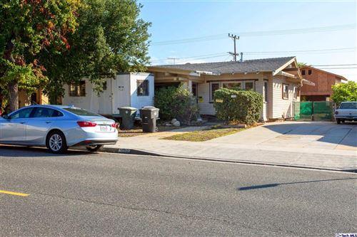 Photo of 436 West CALIFORNIA Avenue, Glendale, CA 91203 (MLS # 319004841)