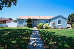 Photo of 325 NECTARINE Street, Oxnard, CA 93033 (MLS # 218008842)