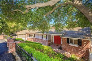 Photo of 191 UPPER LAKE Road, Lake Sherwood, CA 91361 (MLS # 219009842)