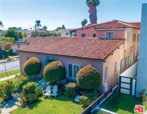 Photo of 501 North GARDNER Street, Los Angeles , CA 90036 (MLS # 19424844)