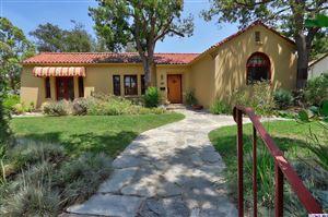 Photo of 600 South ARROYO Boulevard, Pasadena, CA 91105 (MLS # 319002844)